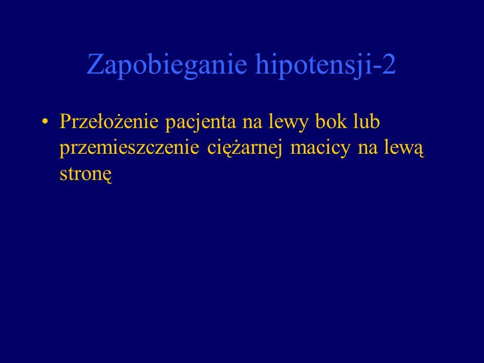 Zapobieganie hipotensji-2