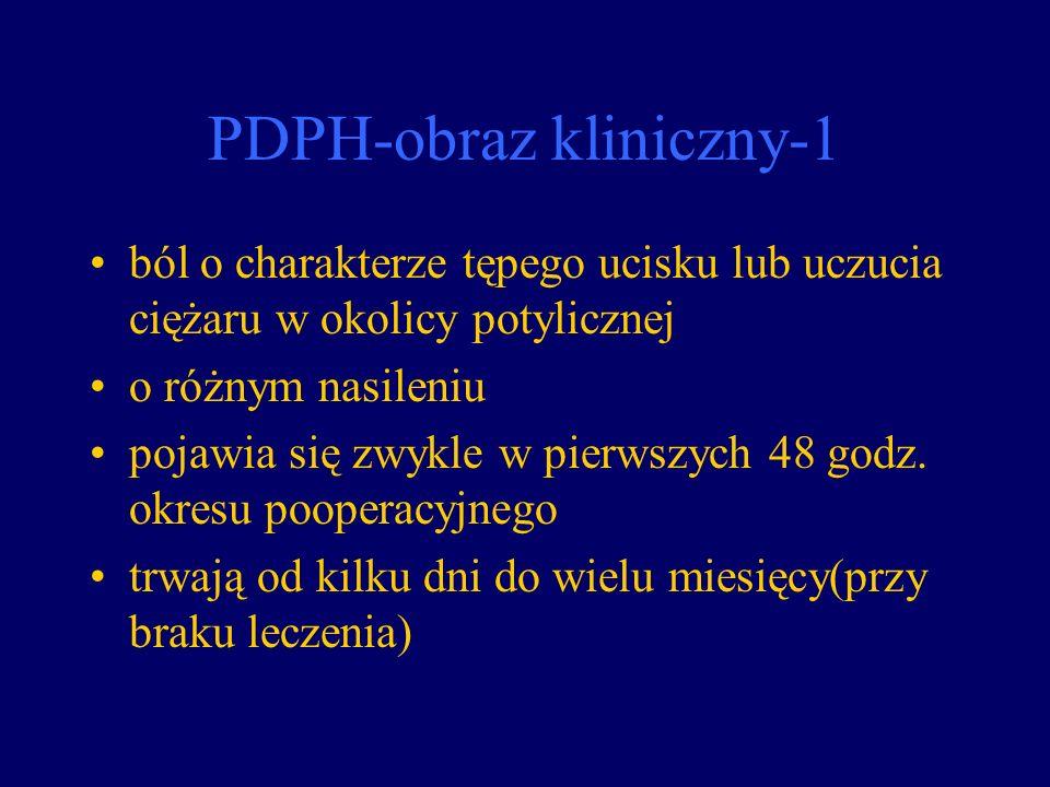 PDPH-obraz kliniczny-1