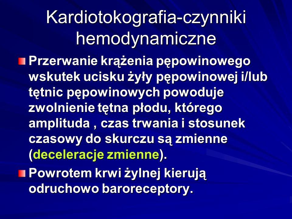 Kardiotokografia-czynniki hemodynamiczne