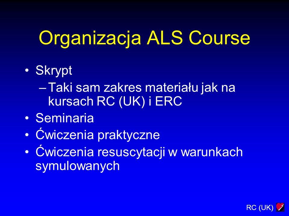 Organizacja ALS Course