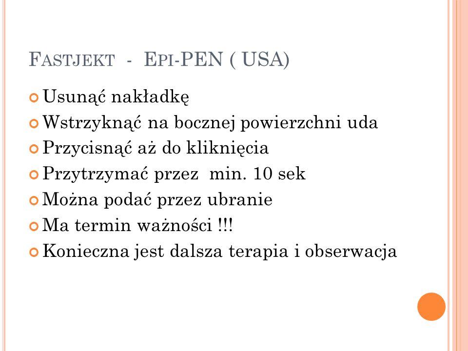 Fastjekt - Epi-PEN ( USA)