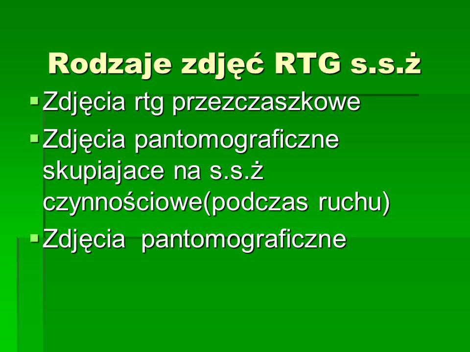 Rodzaje zdjęć RTG s.s.ż Zdjęcia rtg przezczaszkowe
