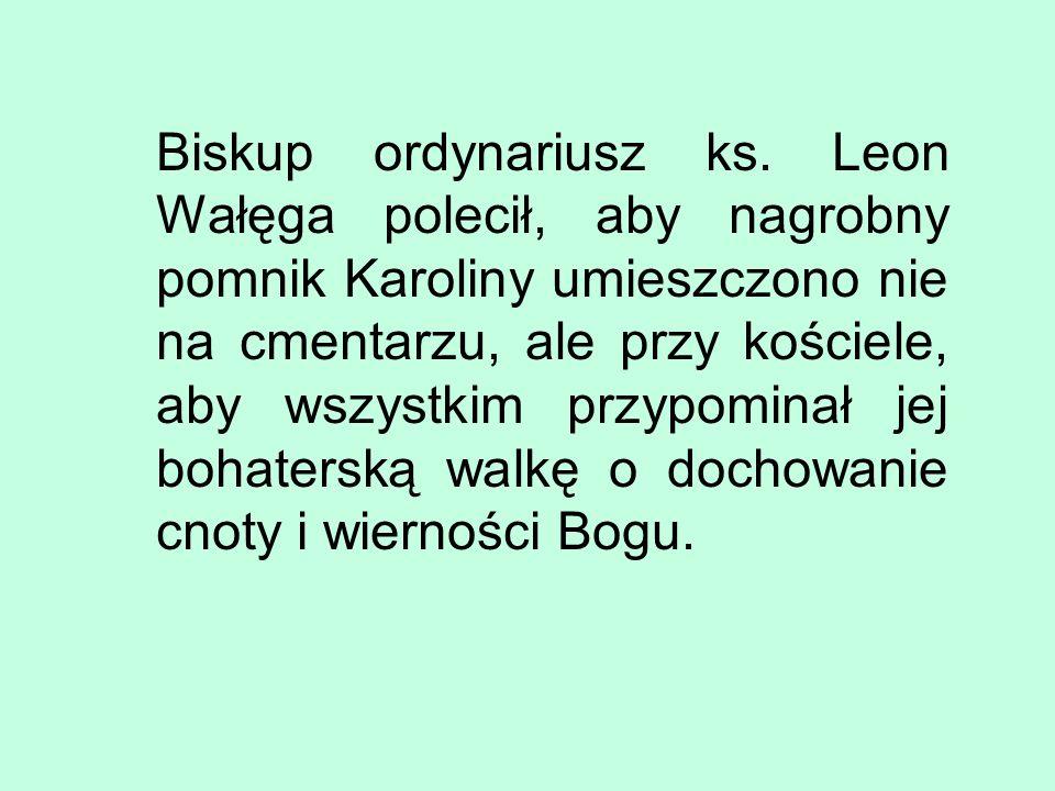 Biskup ordynariusz ks.