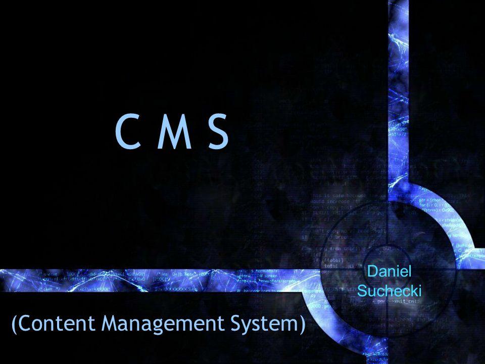 (Content Management System)