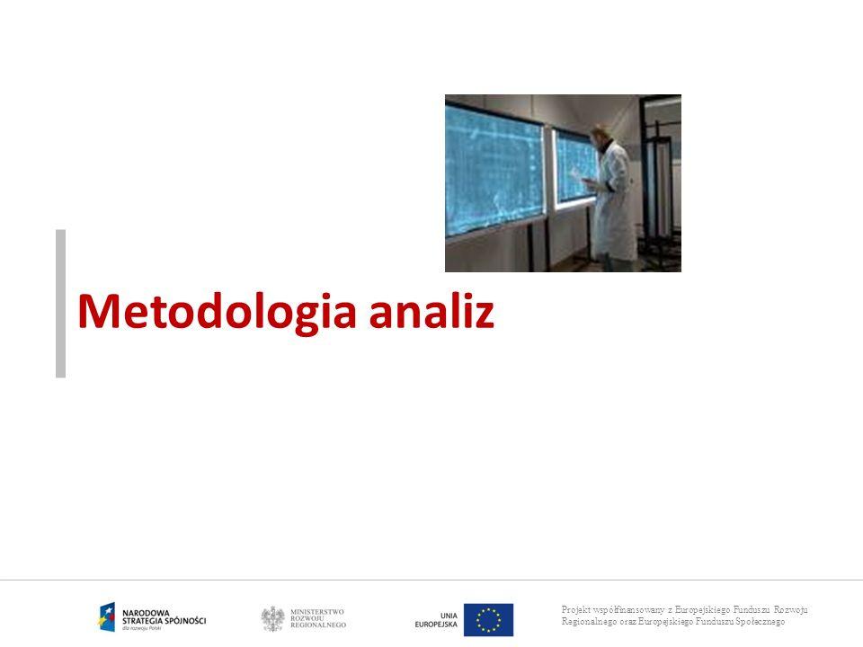 Metodologia analiz