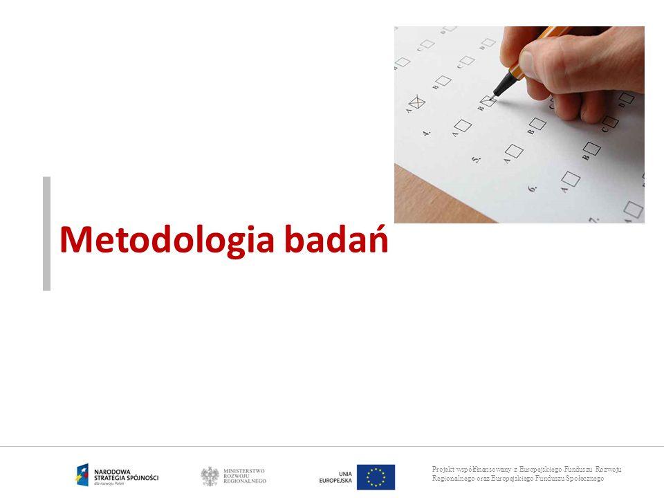 Metodologia badań