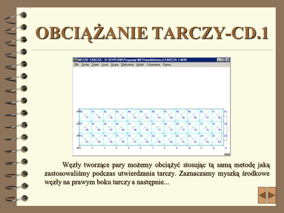 OBCIĄŻANIE TARCZY-CD.1