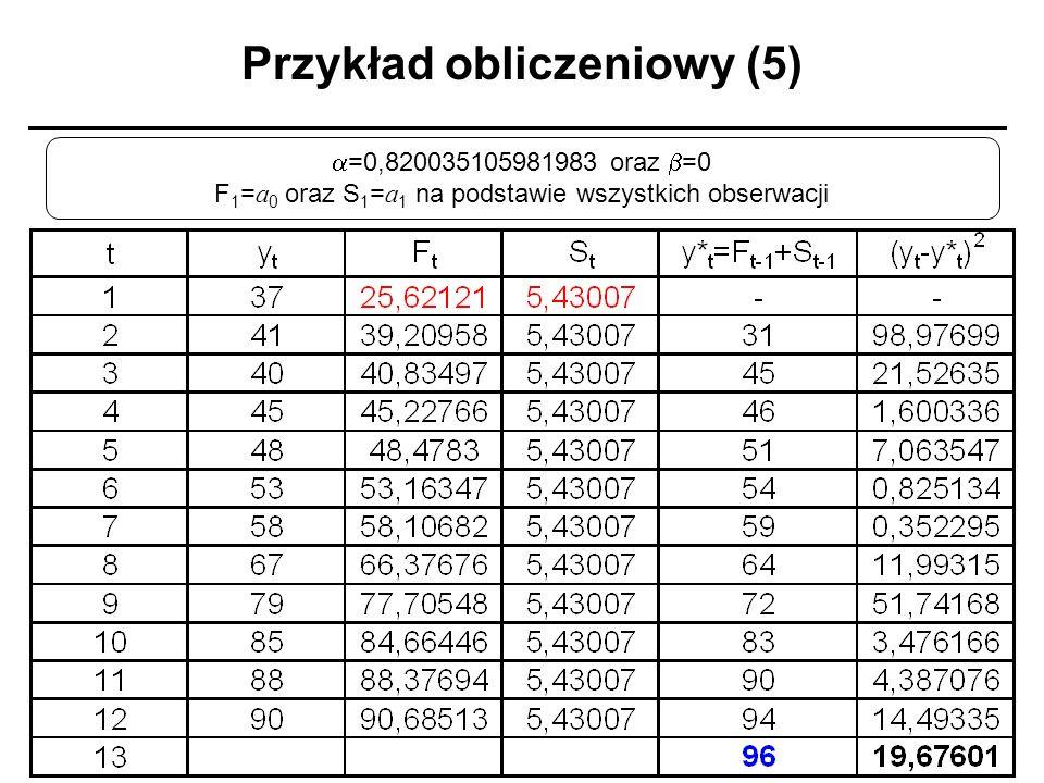 Przykład obliczeniowy (5)