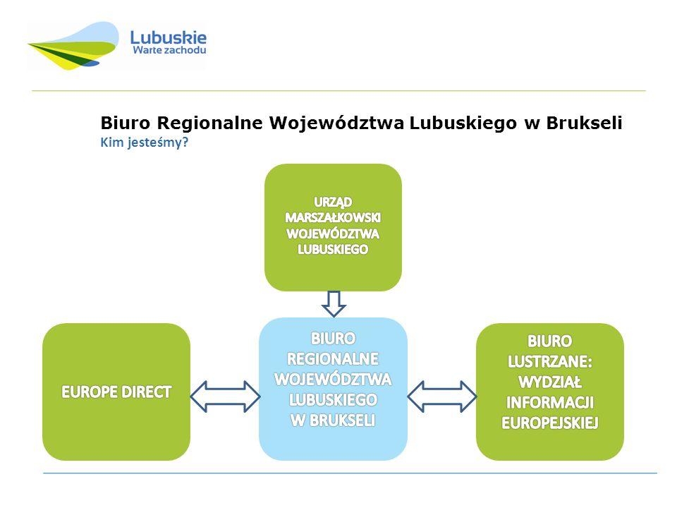 Biuro Regionalne Województwa Lubuskiego w Brukseli