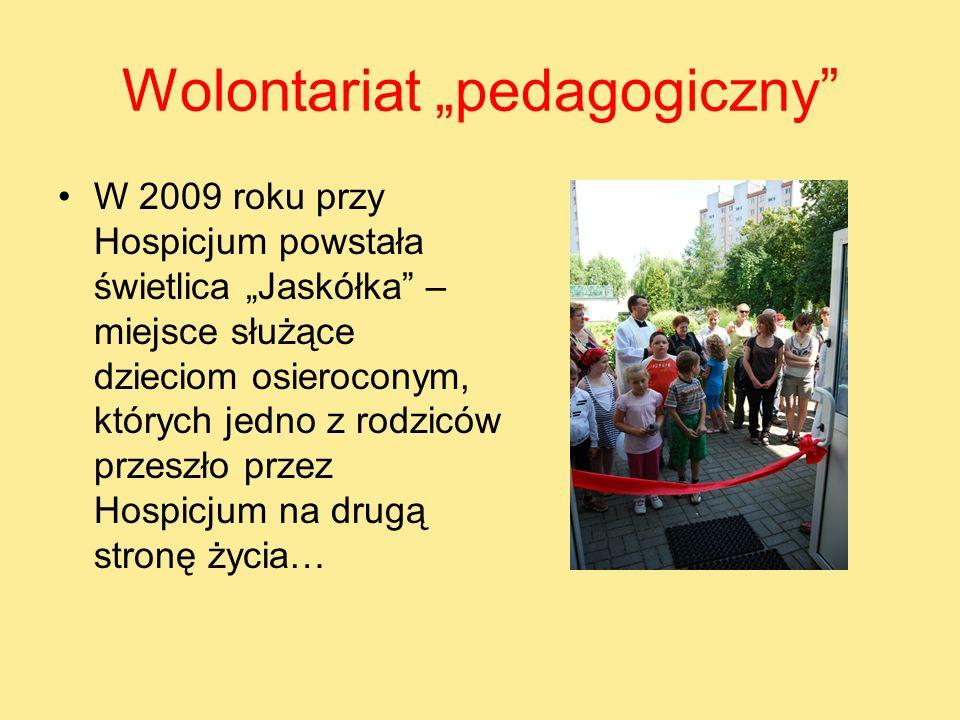 "Wolontariat ""pedagogiczny"