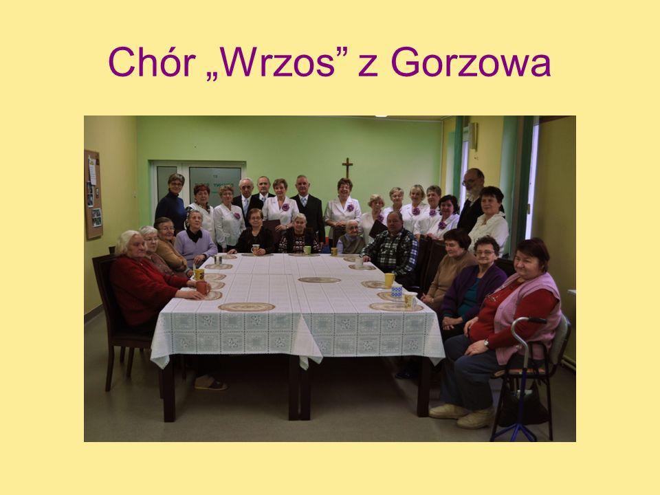 """Chór """"Wrzos z Gorzowa"""