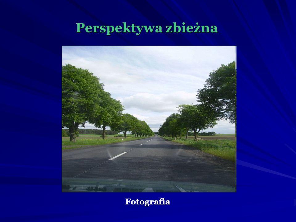 Perspektywa zbieżna Fotografia