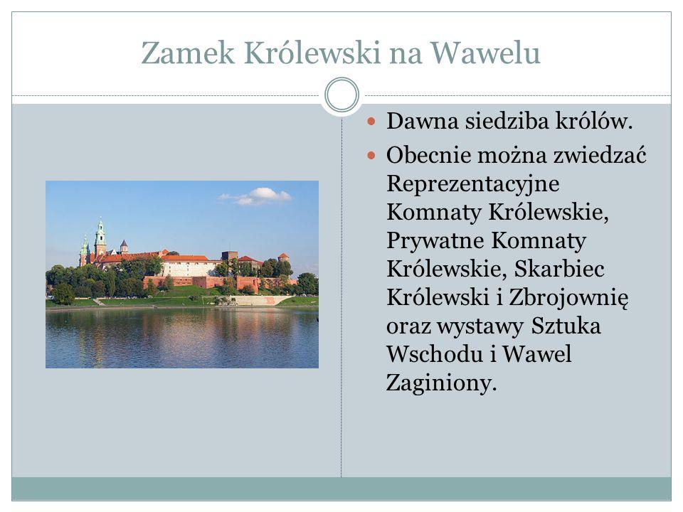 Zamek Królewski na Wawelu