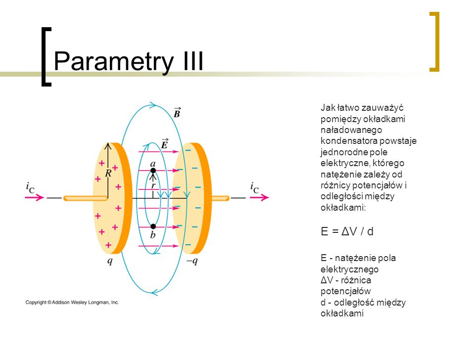 Parametry III