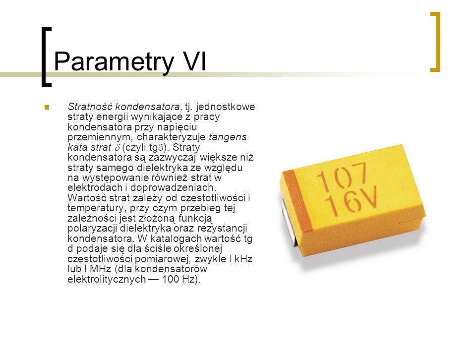 Parametry VI