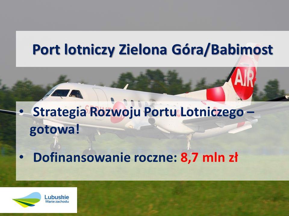 Port lotniczy Zielona Góra/Babimost