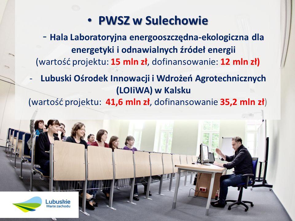 Lubuski Ośrodek Innowacji i Wdrożeń Agrotechnicznych (LOIiWA) w Kalsku