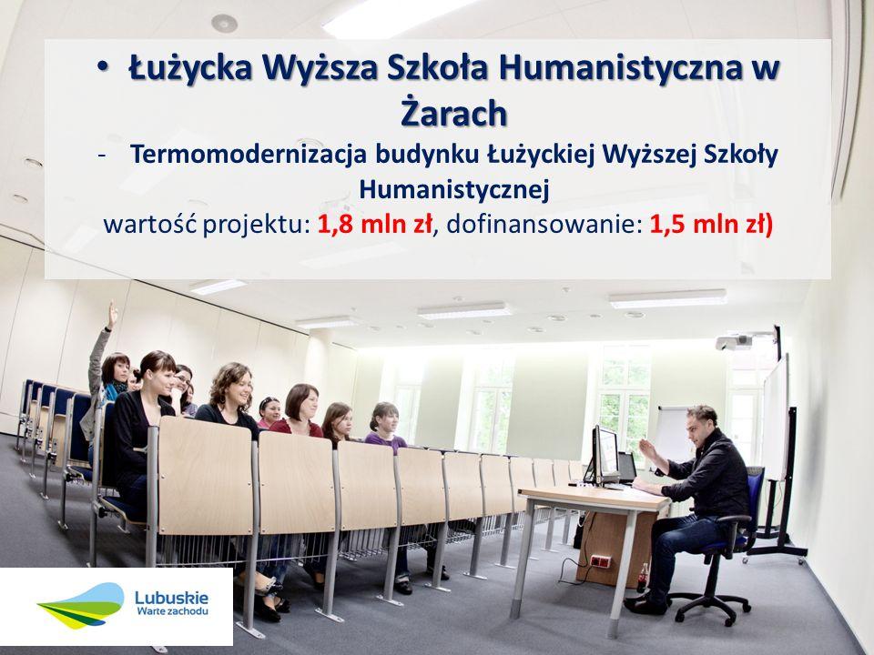 Łużycka Wyższa Szkoła Humanistyczna w Żarach