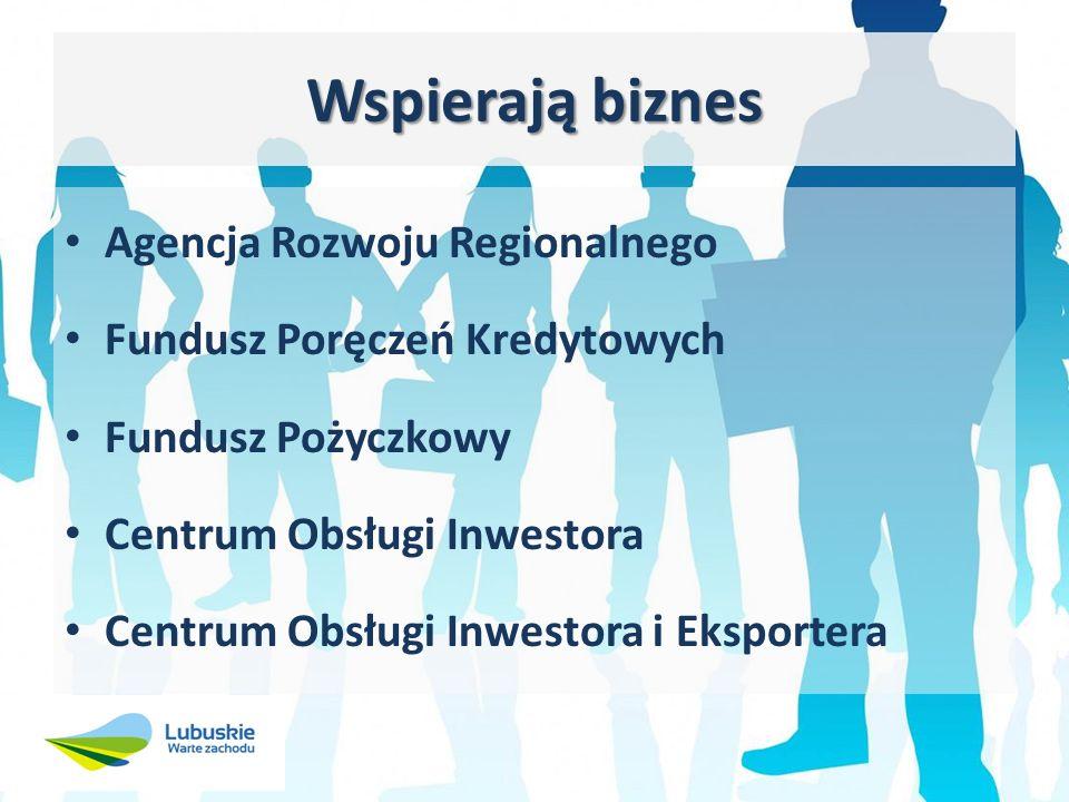 Wspierają biznes Agencja Rozwoju Regionalnego