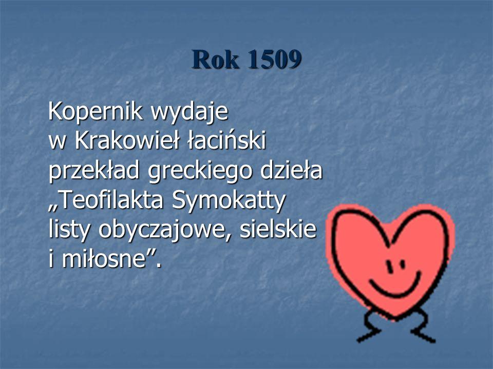 Rok 1509