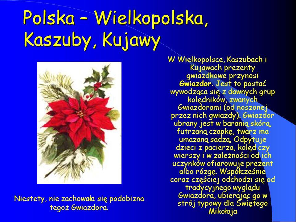 Polska – Wielkopolska, Kaszuby, Kujawy