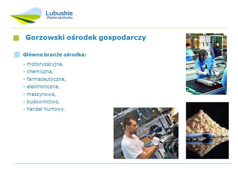 Gorzowski ośrodek gospodarczy