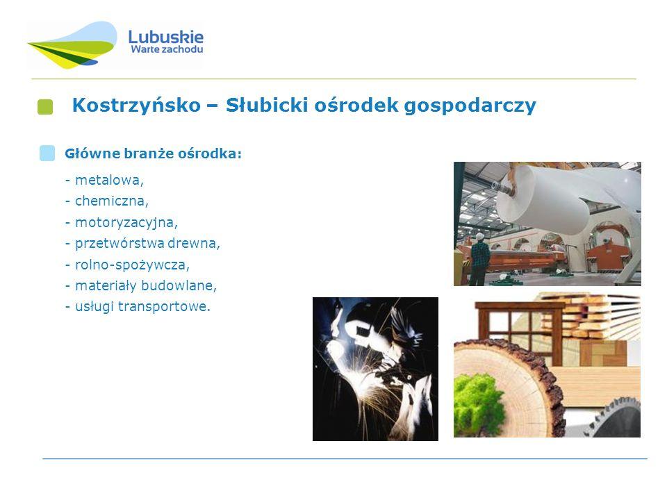 Kostrzyńsko – Słubicki ośrodek gospodarczy