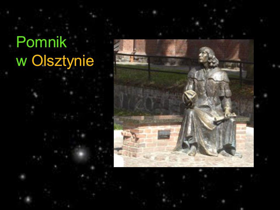 Pomnik w Olsztynie