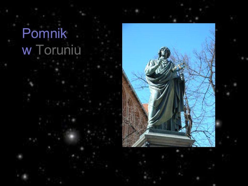 Pomnik w Toruniu