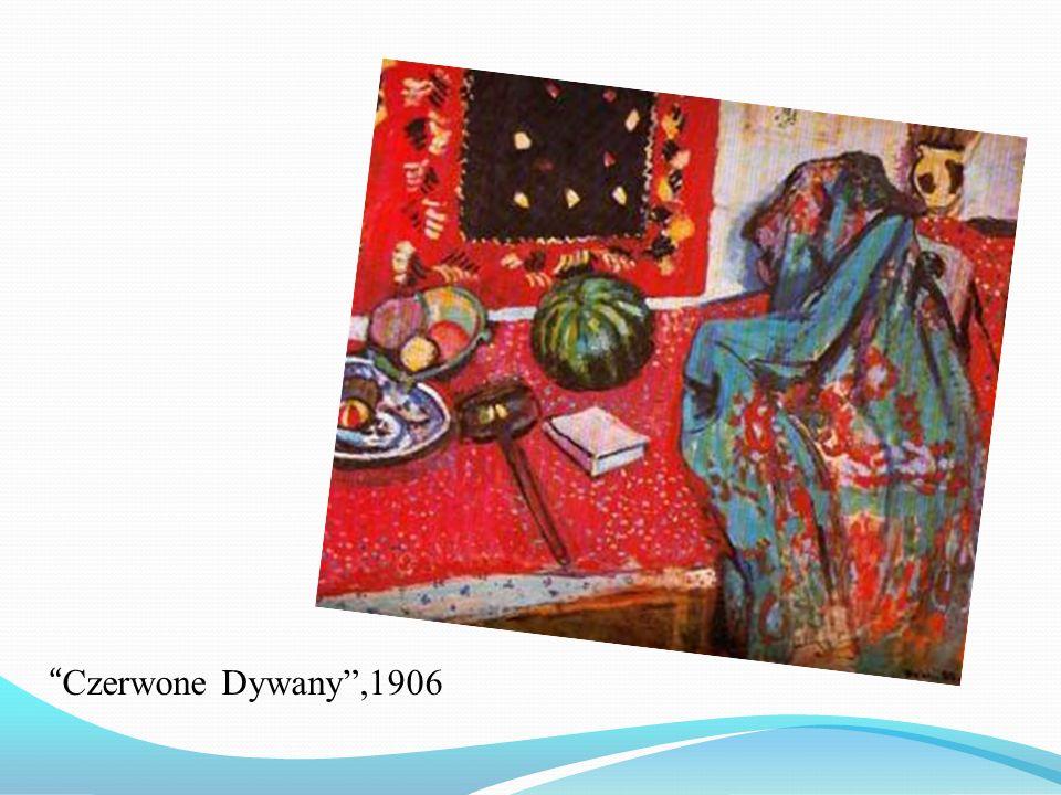 Czerwone Dywany ,1906