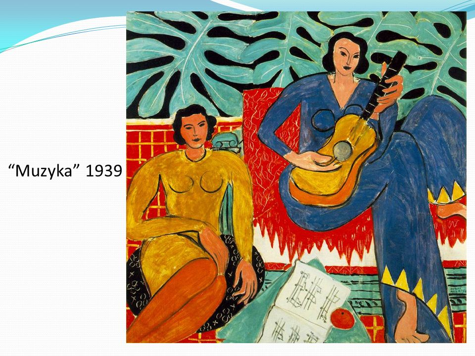 Muzyka 1939