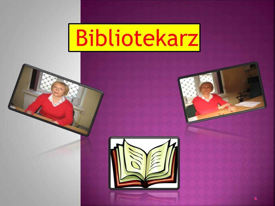Bibliotekarz `