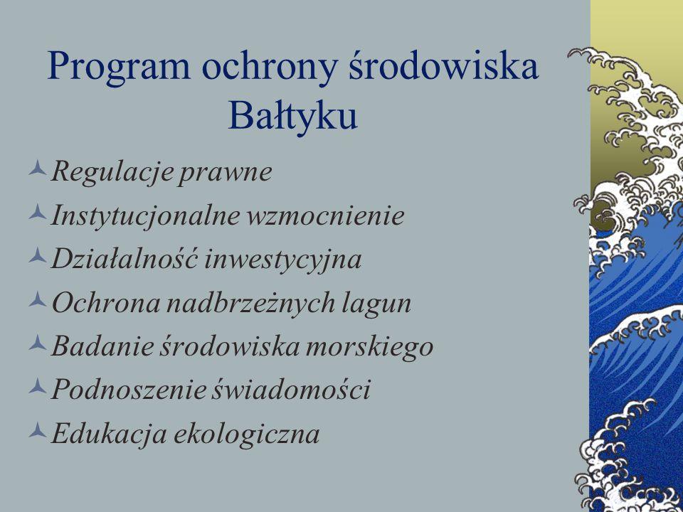 Program ochrony środowiska Bałtyku