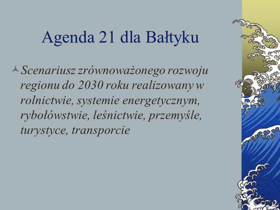 Agenda 21 dla Bałtyku