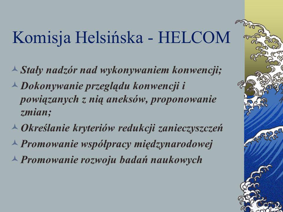 Komisja Helsińska - HELCOM