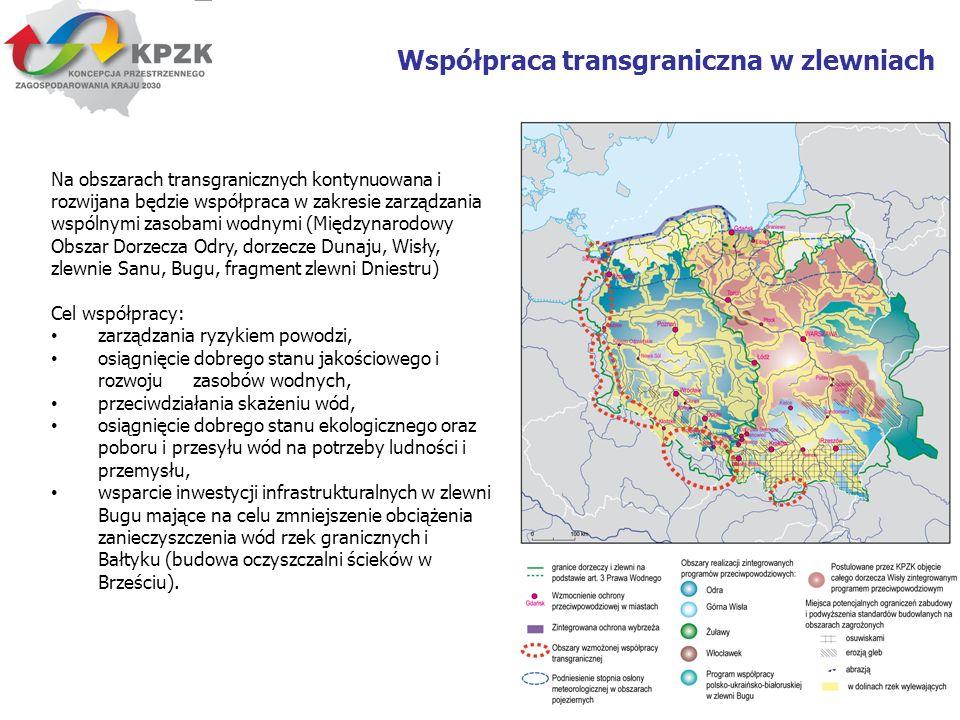 Współpraca transgraniczna w zlewniach