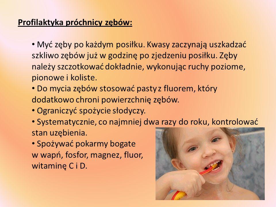 Profilaktyka próchnicy zębów: