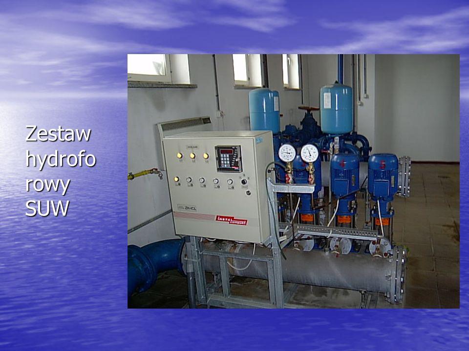 Zestaw hydroforowy SUW