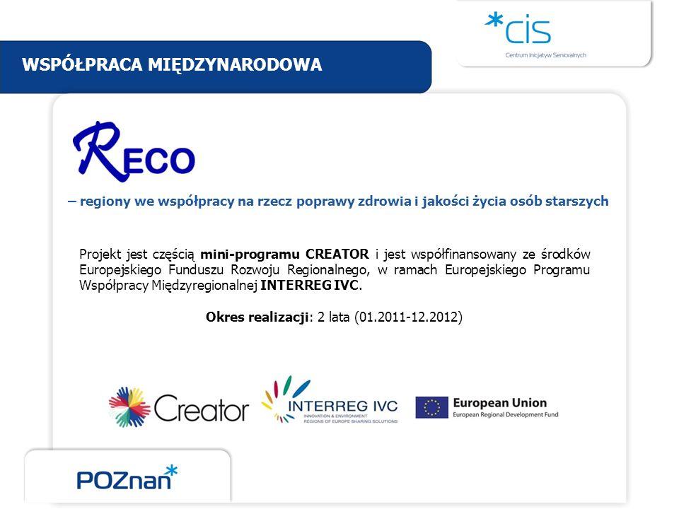 Okres realizacji: 2 lata (01.2011-12.2012)
