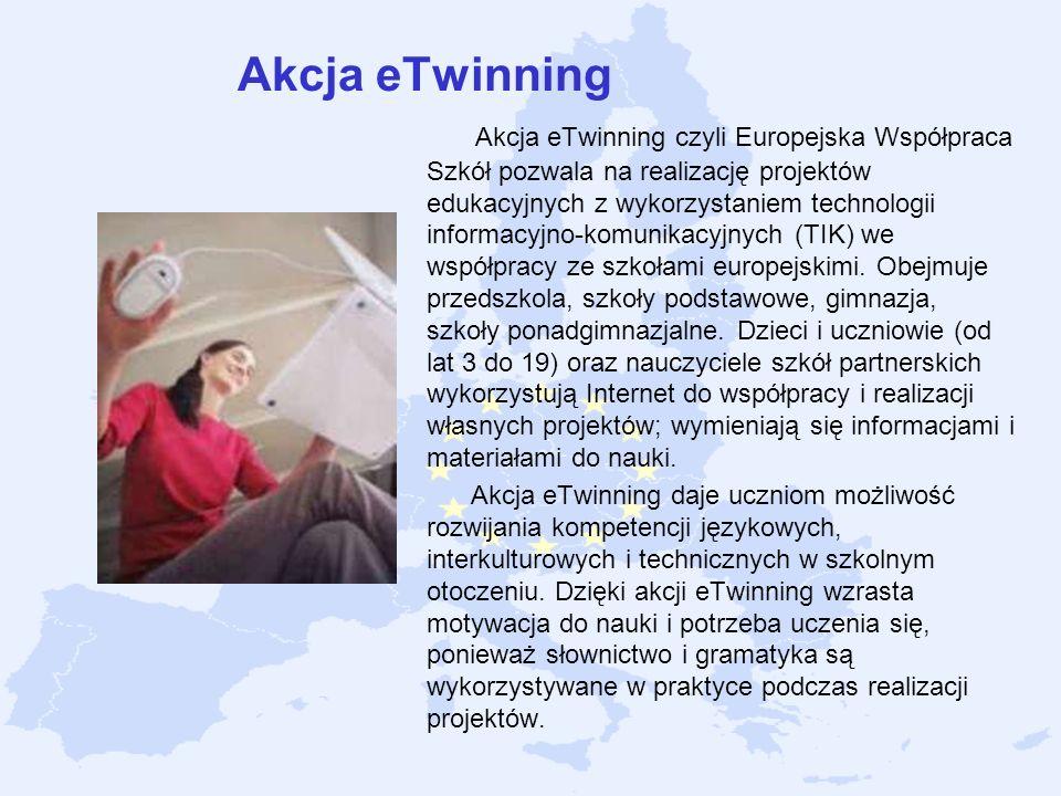 Akcja eTwinning