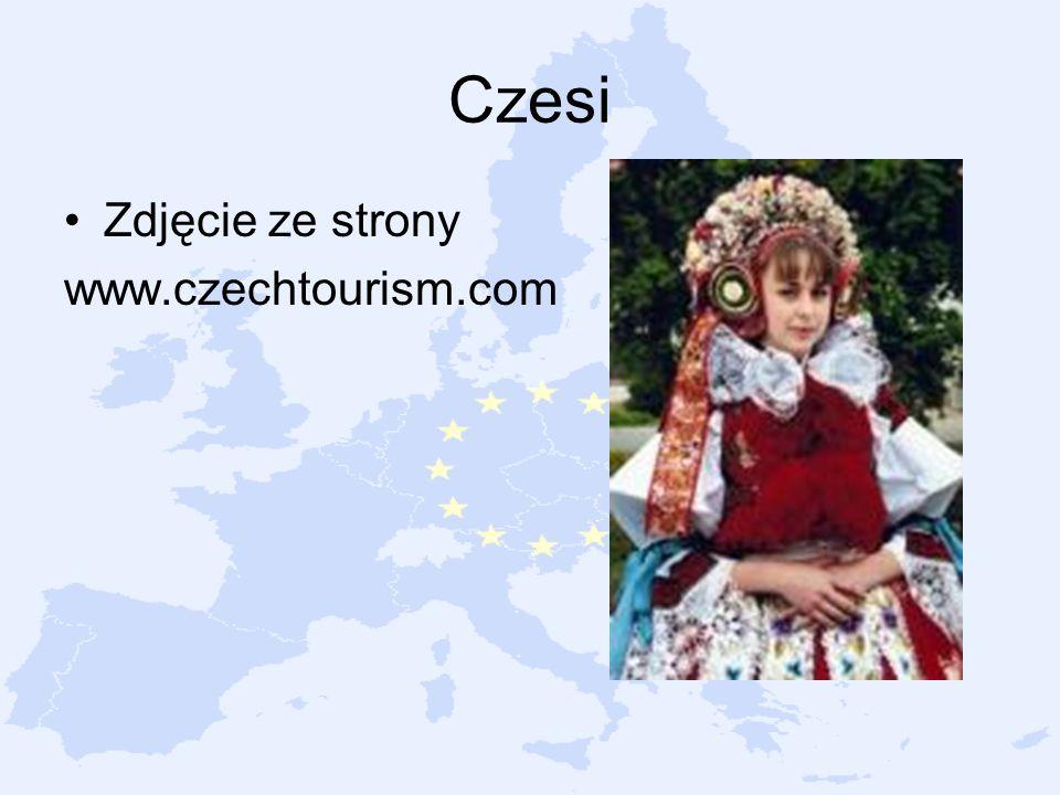 Czesi Zdjęcie ze strony www.czechtourism.com