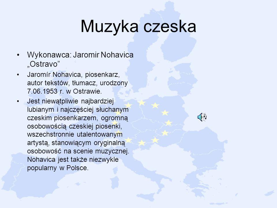 """Muzyka czeska Wykonawca: Jaromir Nohavica """"Ostravo"""