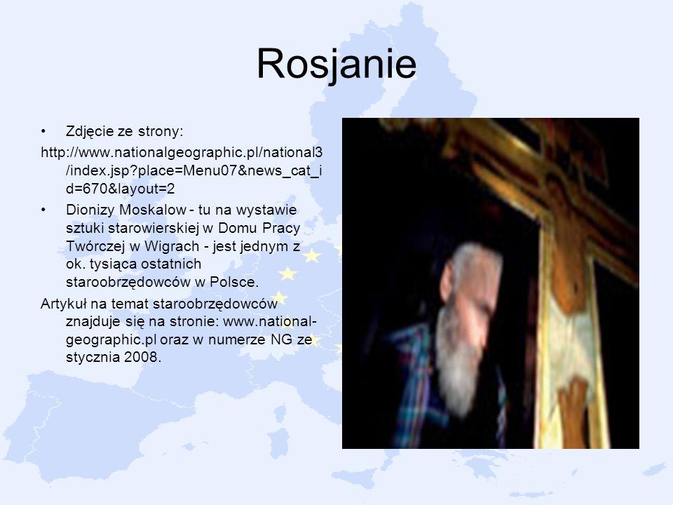 Rosjanie Zdjęcie ze strony: