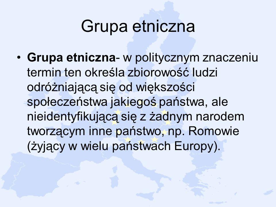 Grupa etniczna