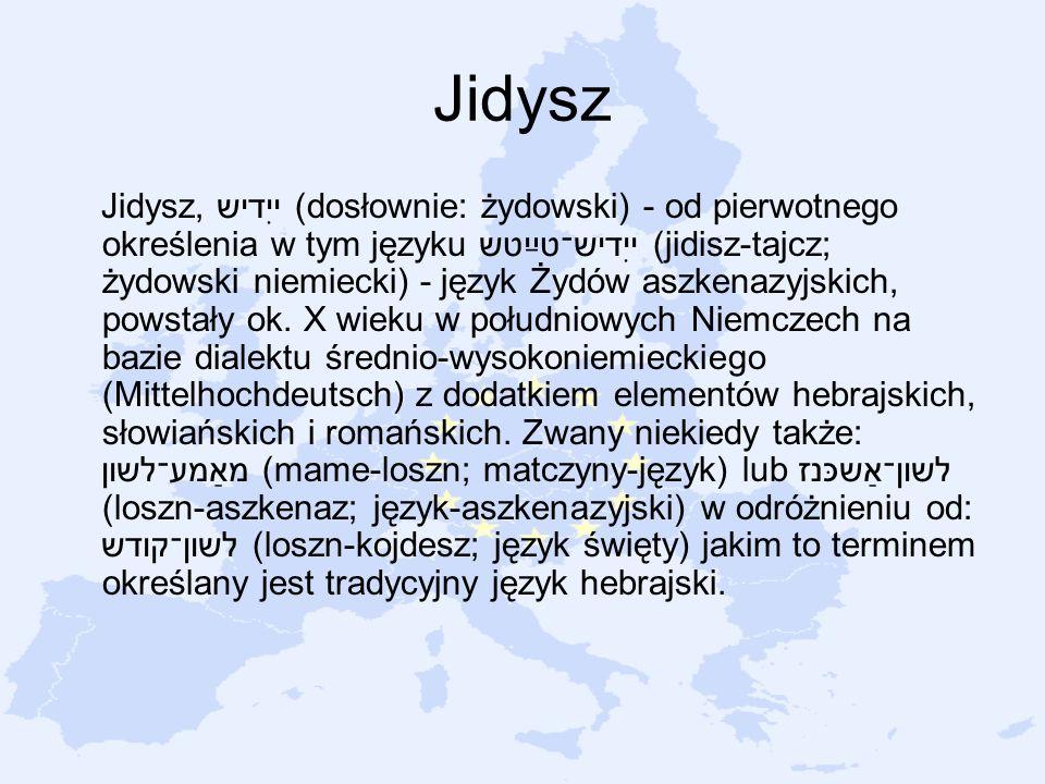 Jidysz