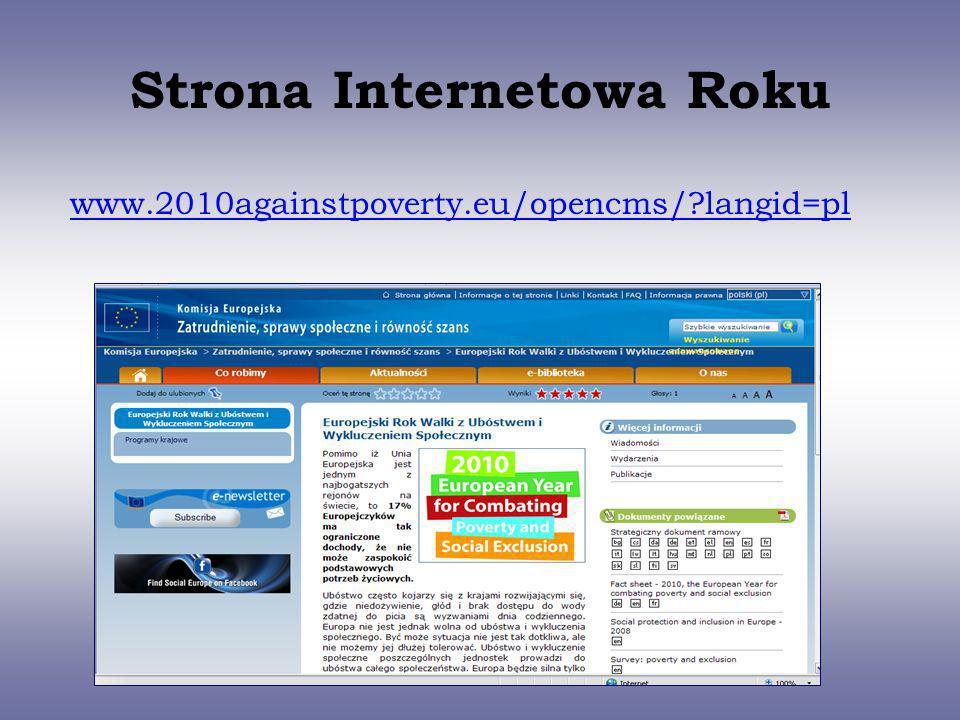 Strona Internetowa Roku