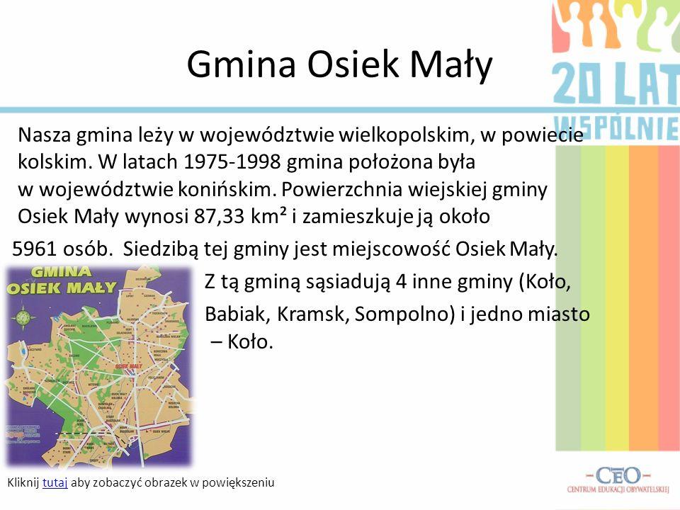 Gmina Osiek Mały