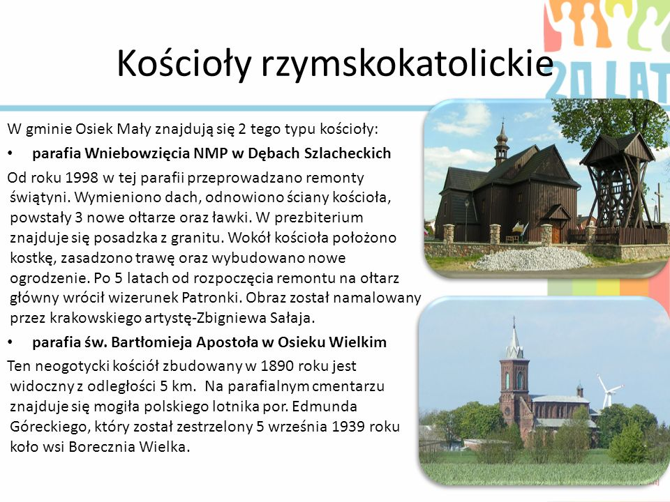 Kościoły rzymskokatolickie