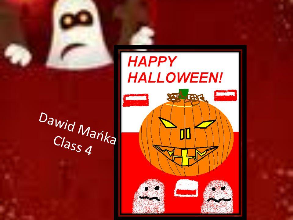 Dawid Mańka Class 4