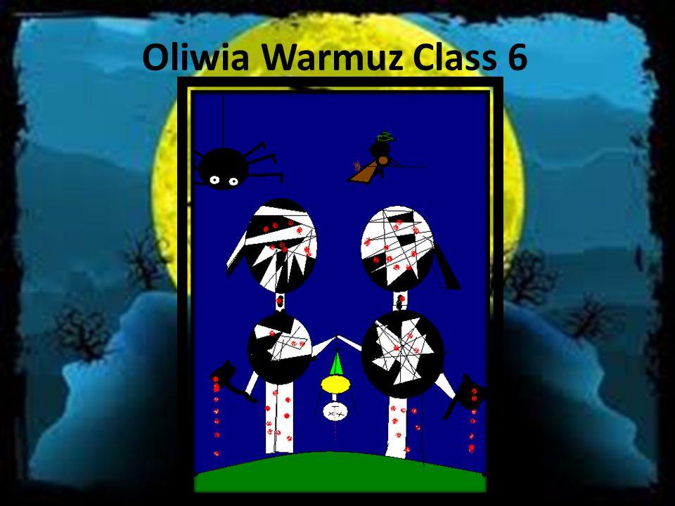 Oliwia Warmuz Class 6